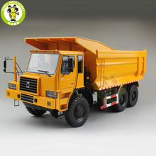 1/24 XCMG Off-road Heavy-duty Dump Truck Construction Machinery Diecast Model Truck