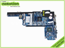 Original Laptop Motherboard 636945-001 for HP Pavilion DM4 DM4-2000 HM65 Notebook PC Mainboard HD3000 Graphics
