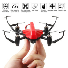 H418W WIFI 0.3MP HD Camera 2.4G 6-Axis 4ch Mini Protable Cool RC Quadcopter Gift For Children