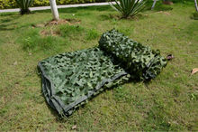 7*9M(275.5in*354in)green military camouflagenet green armynet huntting green camo netting military surplus camo material