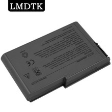 LMDTK New laptop battery C1295 C2603 J2178 FOR DELL Inspiron 500m 600m Series Latitude D505 D510 D610 D600 free shipping(China)
