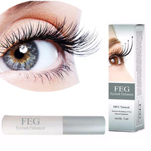 New FEG Eyelash Growth Treatments Makeup Makeup Eyelash Growth Treatments Liquid Serum Enhancer Eye Lash Longer Thicker 3ml