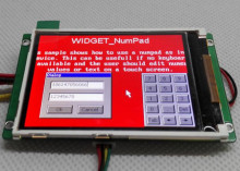 IPS 2.4 inch HD TFT LCD Screen with Adpater Board 320*240(China)