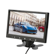 Cimiva Simple Operation Design Stable Performance 9 Inch Super Thin Automobile Car LCD Display DVD Reversing Front View Monitor