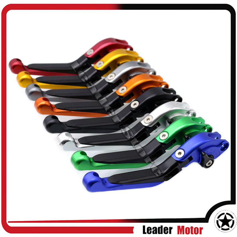 For Triumph TIGER 1200 EXPLORER 2012-2017 Trophy/SE 2013-2016 Motorcycle Folding Extendable Brake Clutch Levers 8 Colors<br>