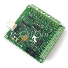 Universal USB interface MACH3 motion control board replacement Weihong engraving machine