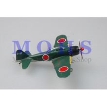 EASY MODEL 36353 1/72 Assembled  Model Scale Finished Model Scale Airplane Scale WW II Aircraft Warbird ZERO Fighter Yokosuka