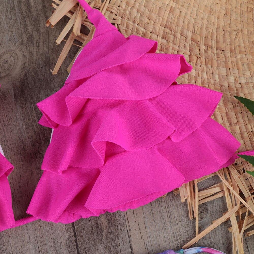 NEW Brazilian Bikini Set Sexy Push Up Swimwear Women's Swimsuit Bathing Suits Swimming Suit For Women Maillot De Bain E045 26