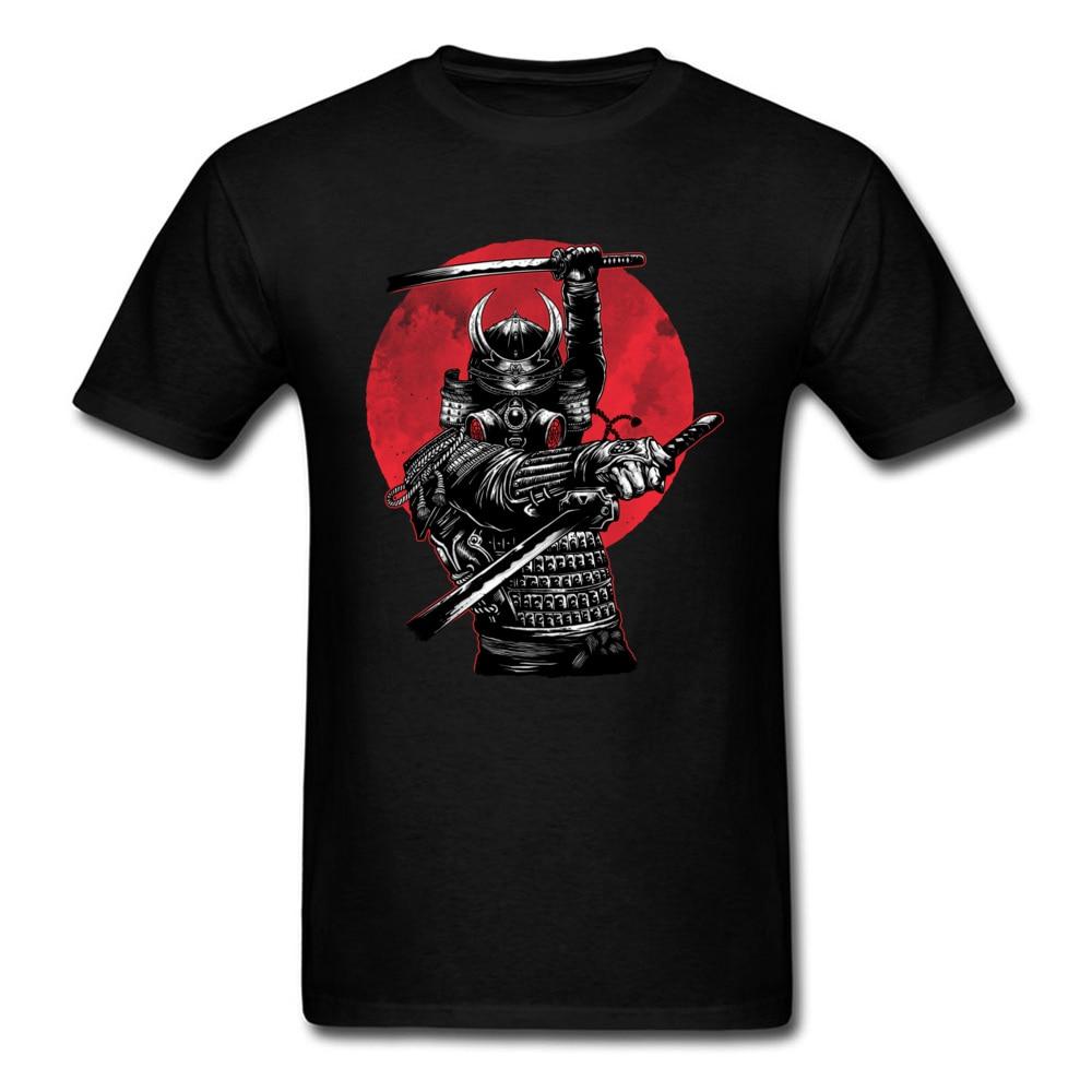 RONIN Crew Neck T Shirts Summer Tops & Tees Short Sleeve Discount 100% Cotton Geek Tops Tees Normal Mens Wholesale RONIN black