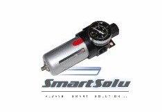BFR4000 Pneumatic Air Source Treatment Filter Regulator With Pressure Gauge<br><br>Aliexpress