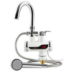 Кухонный мгновенный водонагреватель-кран