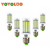 Led bulb Corn bulb E27 Led Lamps E14 5730 220V 230V 24led 36led 48led 56led 69led LED bulb Christmas Chandelier Candle Lighting