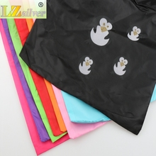 New 8Colors Cute Useful Animal Penguin Nylon Foldable Eco Reusable Shopping Bags 39cm x37cm GB016