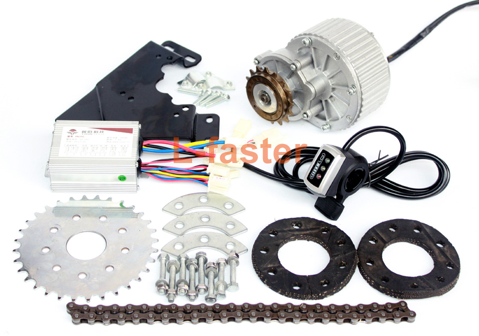 450W electric motor kit for general bike -2-a