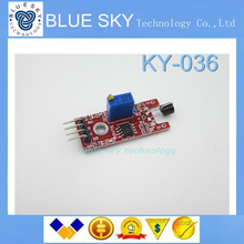 Smart Electronics 4pin KEYES KY-036 Human Body Touch Sensor Module for Arduino Diy Starter Kit KY036