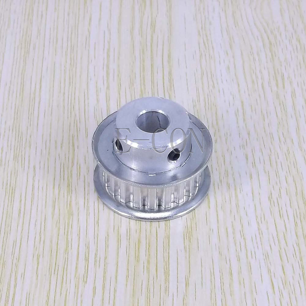 XL Type XL18T Aluminum Timing Belt Pulley 18 Teeth 10mm Bore for Stepper Motor