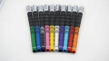 2016 Hot Sales Golf grips 10colors standard Size Rubber Club Grips classic Grip 10pcs/lot Free Shipping High quality Putter grip