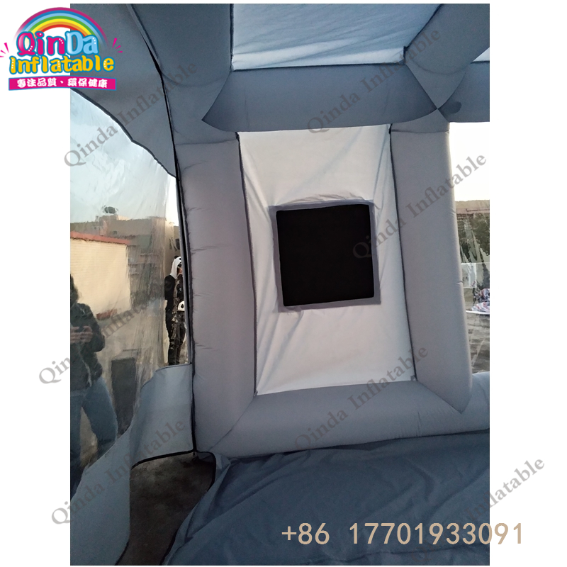 inflatable spray booth44