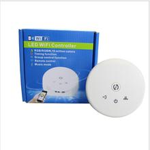 Magic UFO RGB/RGBW WiFi LED Controller DC 12-24V for IOS and Android Software,Group Control Function,Music mode etc