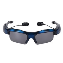 For Mobile Phone Sports Stereo Wireless Bluetooth 4.1 Headset Telephone Polarized Driving Sunglasses 2 /mp3 Riding Eyes Glasses(China)