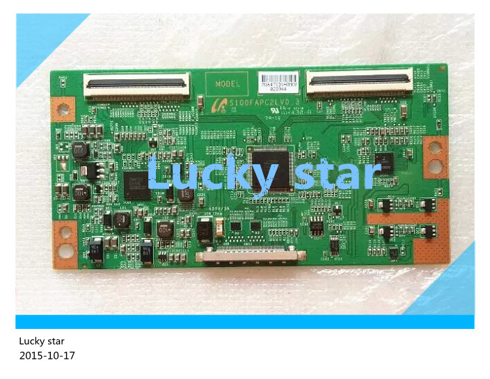 100% tested good working High-quality for S100FAPC2LV0.3 screen with LTF460HN01/LTA460HM01 Logic board 99% new 2pcs/lot<br><br>Aliexpress