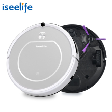 2017 ISEELIFE Intelligent Robot Vacuum Cleaner for Home PRO1 HEPA Dry Auto Charge Smart Cleaning Robotic Cleaner ROBOT ASPIRADOR(China)