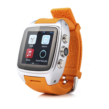 HFES Hot IMacwear M7 4GB 5MP Android Phone WiFi Waterproof Sport Bluetooth Bracelet Smart Watch(China)