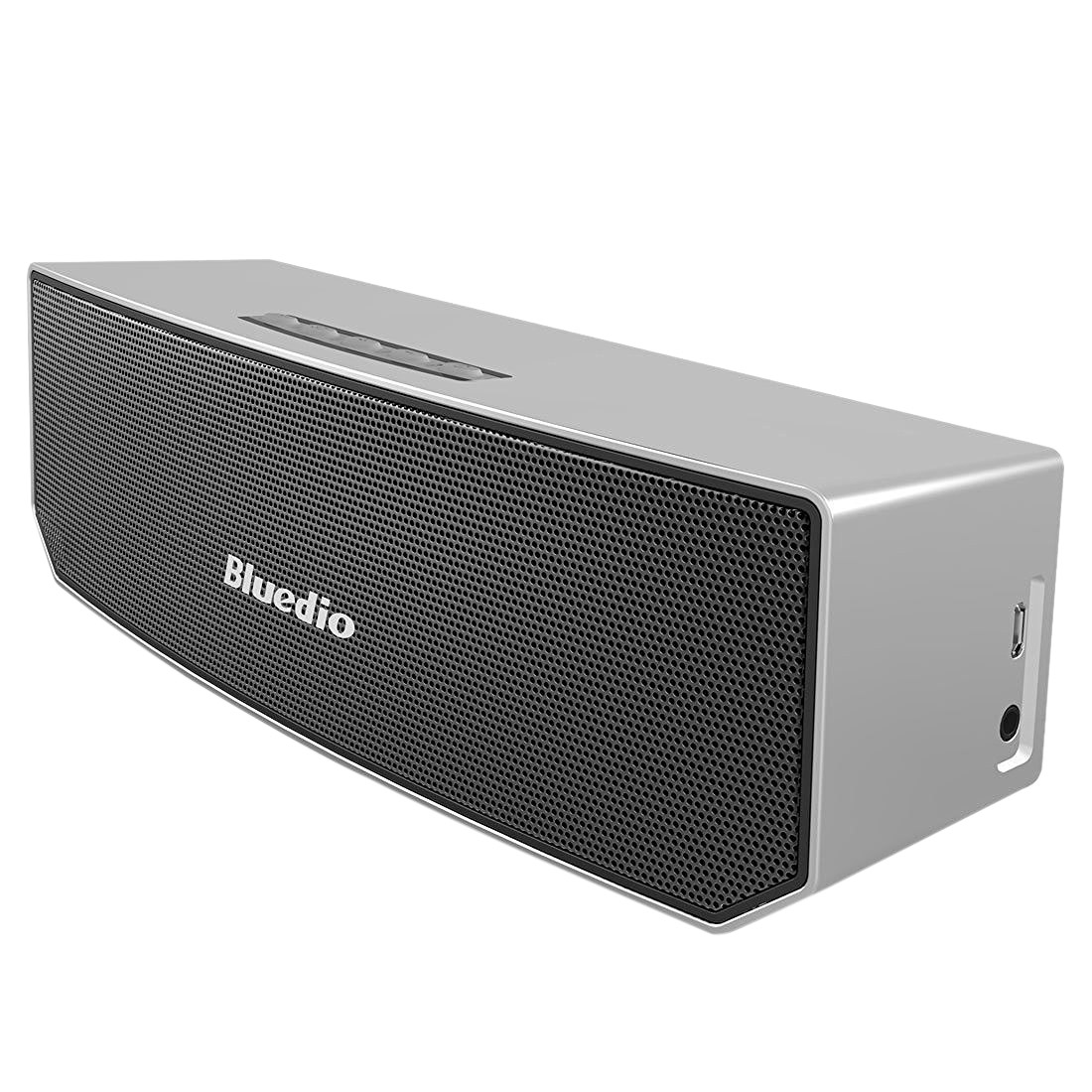 Bluedio BS-3 (Camel) Portable Bluetooth Wireless Stereo Speaker with Mic for Calls