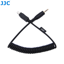 JJC Cable-J Remote Connecting Cord Shutter Release Cable Adapter for OLYMPUS RM-UC1 Compatible Cameras E-M5 II E-M10 Mark II