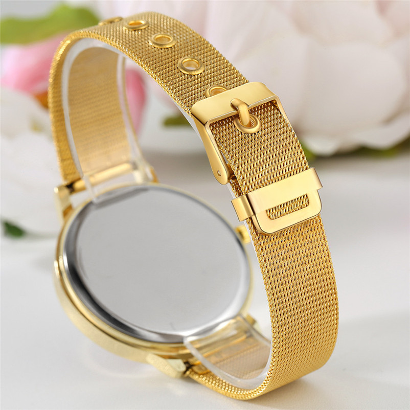 2018 High Quality Women's watches brand luxury fashion ladies watch Quartz Wristwatch Clock Ladies Dress Watches Reloj J27#N (11)