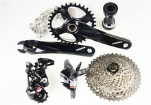 bicycles Groupset Group Set 1X11 speed 11 speed bicycle parts mtb group set mountainbike groupset(China)