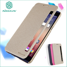 Nillkin For LG X Power K220 K220ds K220Y Case Hight Quality PU Leather Case Luxury Leather Smart Cover 5.3'' For LG X Power(China)