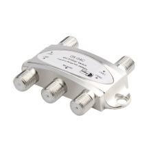 4 in 1 4 x 1 DiSEqc 4-way Wideband Switch DS-04C High Isolation Connect 4 Satellite Dishes 4 LNB For Satellite Receiver Hot Sale(China)