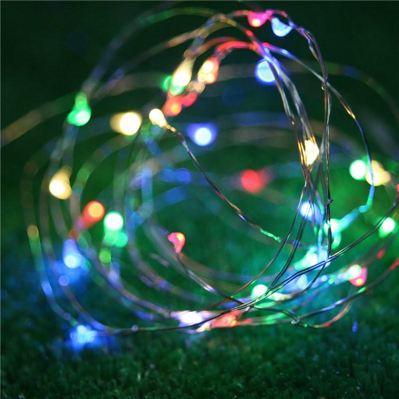 copper wire string lights (1)