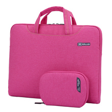 Notebook PC Computer Portable Bag Thin Fashion Male Female 13.3 14 15.6 Inch Laptop Bags For Women Laptop Cotton Sleeve Cover