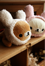 Kawaii 22CM Approx. Rabbit Rilakkuma Stuffed Plush Toy For , 2Colors - Bear Plush Toy Plush Doll(China)