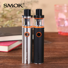 Original Smok Vape Pen 22 Kit with 1650mah Battery No leaking Tank 0.3 ohm Dual Core electronic cigarette vape kit