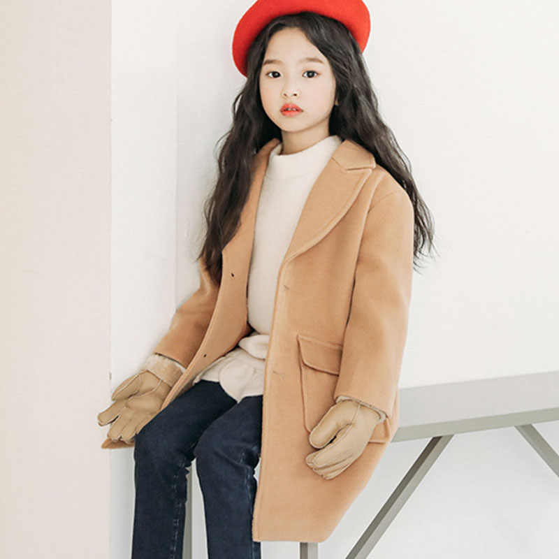 d93b2533588b Detail Feedback Questions about woolen big girls clothes autumn ...