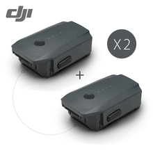 Mavic Pro Intelligent Flight Battery x2 Kit Max 27-min Flight Time 3830mAh 11.4V Designed for the Mavic pro(China)