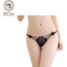 Buy Leechee N271 women's lingerie fantastic sexy erotic Underwear hollow lace embroidery lenceria porno porn costumes sexy shop