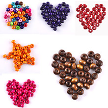 LNRRABC New Arrival ! 5MM  700 piece/lot DIY Natural Wooden Loose Spacer Beads for Jewelry Making Free Shipping Wholesale ly