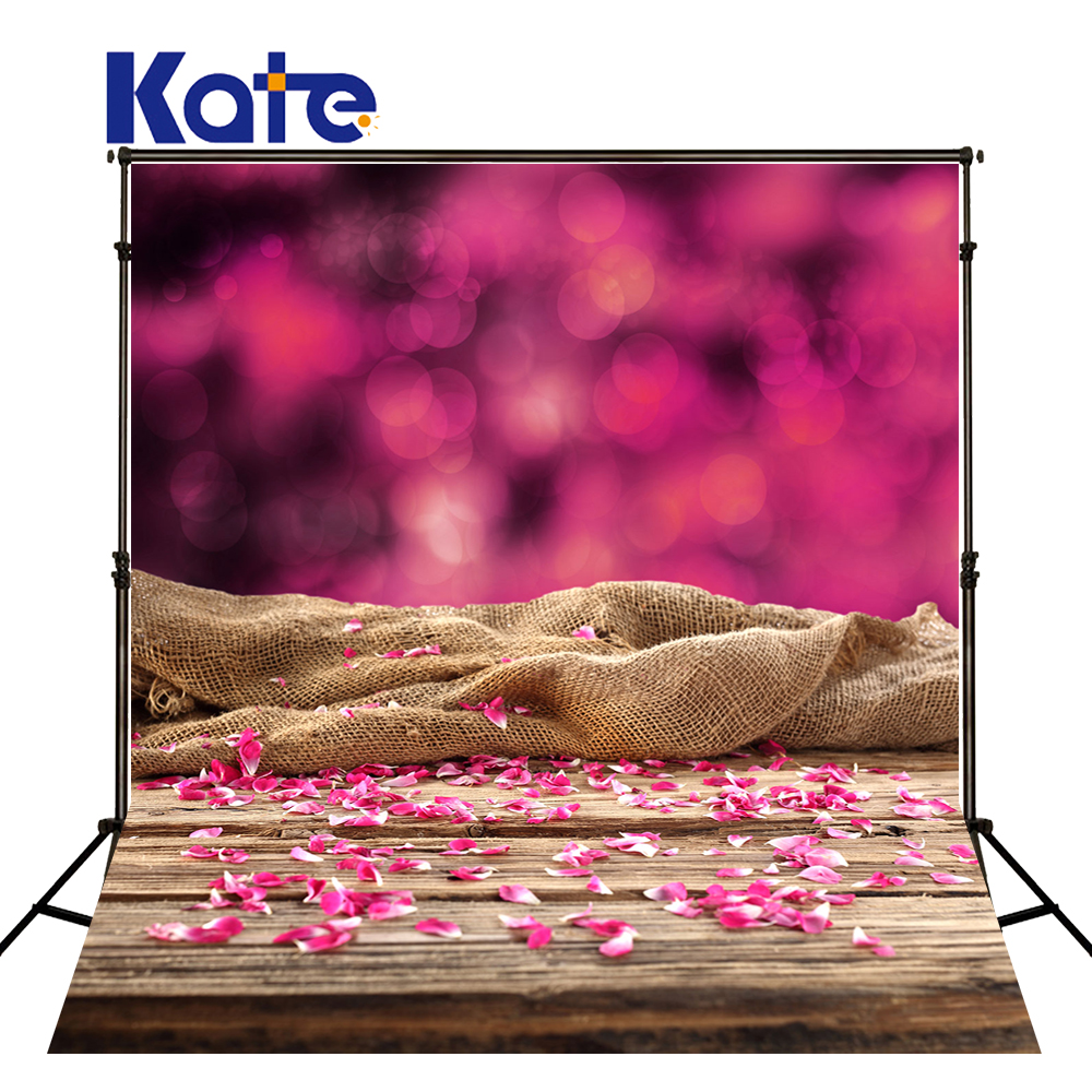5*6.5Ft Kate  Backdrops Vinilos  Love Bright Backgrounds Thick Cloth Backdrops  Photography Fondos For ValentineS Day Mr-0031<br>