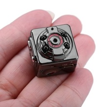 4GB Card+SQ8 Mini DV Camera 1080P Full HD Car DVR