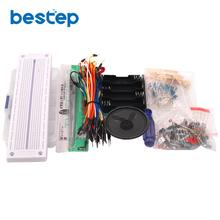 555 Integrated-Circuit Breadboard NEW 130-Cases Diy-Kit Experimental-Package Beginner