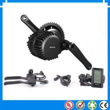 Bafang BBS03/BBSHD 48V 1000W Ebike Motor with C965 LCD 8FUN mid drive Electric Bike conversion kits