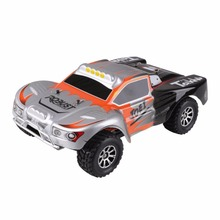 Peradix Dirt Bike Toys 1:18 2.4Ghz Radio Remote Control Off-Road RC Car Vehicle Model Toys Kid Gift