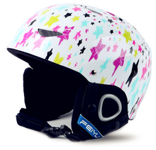 Kids Skiing Helmet Autumn And Winter Adult snowboard Skiing helmet Equipment Snow Sports Saftly Security Helmets Skate(Hong Kong)
