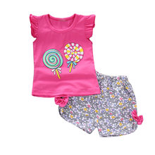 f526f2a7d Baby Girl Vest Shorts Promotion-Shop for Promotional Baby Girl Vest ...