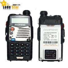 Original Baofeng UV-5RA Walkie Talkie portable radio UV 5RA VHF UHF Dual Band Ham CB Radios transceiver for ham hotel commercial(China)