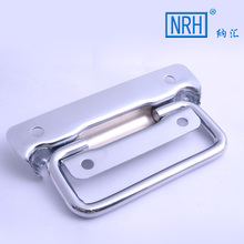 NRH4211B photographic box handle flight case handle Spring handle Factory direct sales Wholesale price high quality handle(China)